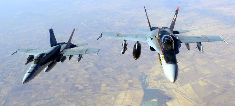 Walka z ISIS. Zbombardowano były konsulat Turcji /AFP
