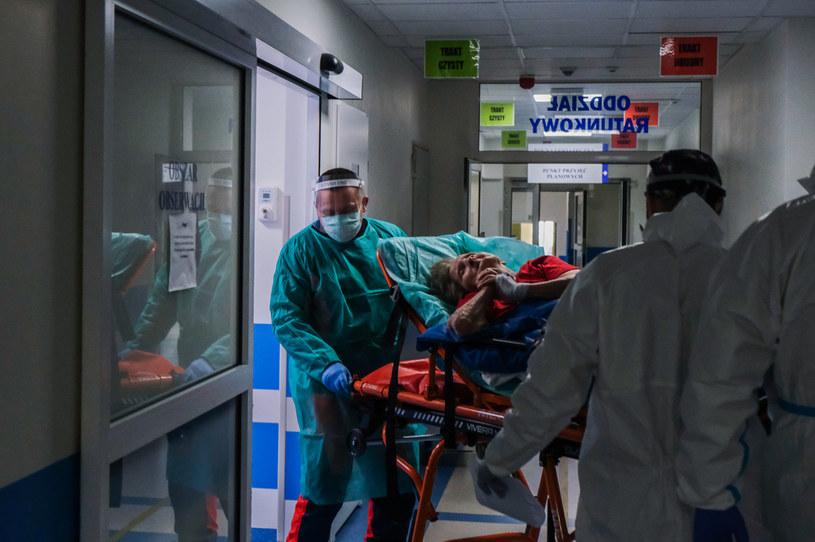 Walka z koronawirusem w Polsce / Omar Marques /Getty Images