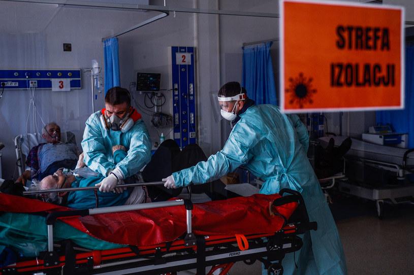 Walka z trzecią falą zakażeń koronawirusem w Polsce / Omar Marques /Getty Images