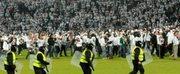 Po finałowym meczu piłkarskiego Pucharu Polski pseudokibice zdemolowali stadion w Bydgoszczy. To już kolejna burda wywołana przez polskich chuliganów.