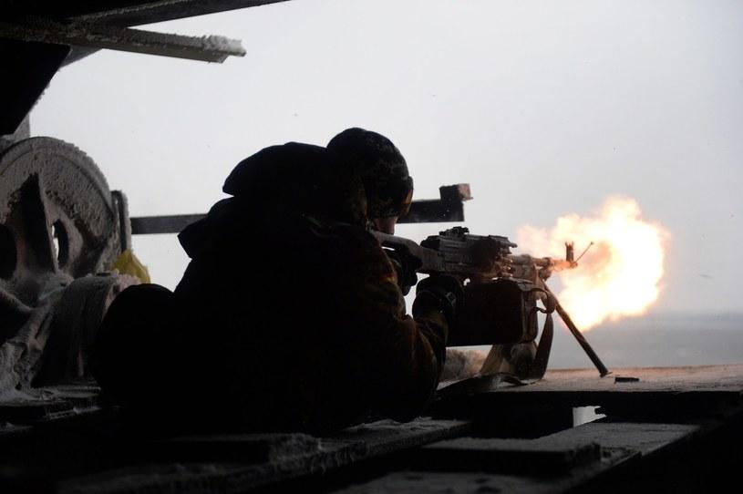 Walki o lotnisko w Doniecku toczą się od miesięcy /AFP