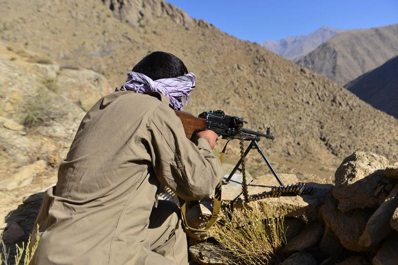 Walki w Dolinie Pandższeru /Ahmad SAHEL ARMAN / AFP /AFP