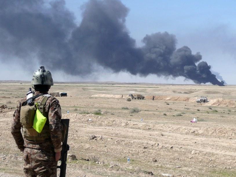 Walki w okolicach Tikritu /AFP