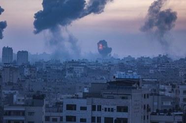 Walki w Strefie Gazy i na Zachodnim Brzegu. MTK: Może dochodzić do zbrodni wojennych