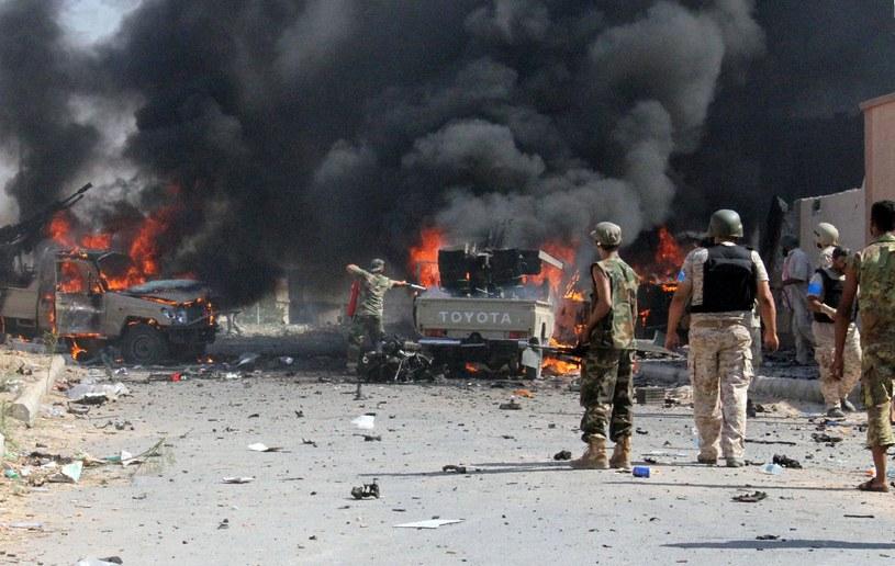 Walki w Syrcie /AFP