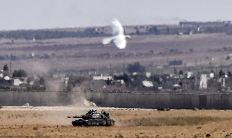 Walki w Syrii (arch.) /AFP