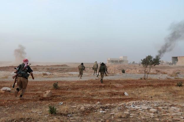 Walki wokół syryjskiego Aleppo, zdj. ilustracyjne /AFP