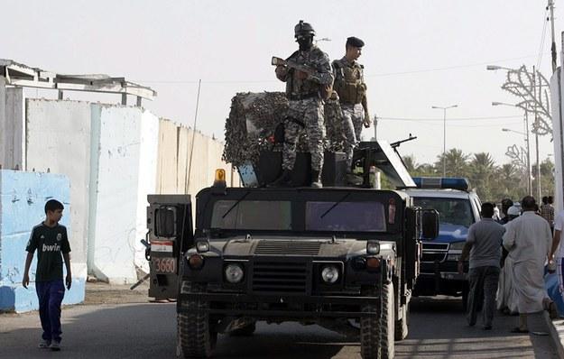 Walki z dżihadystami już tylko 60 km od Bagdadu