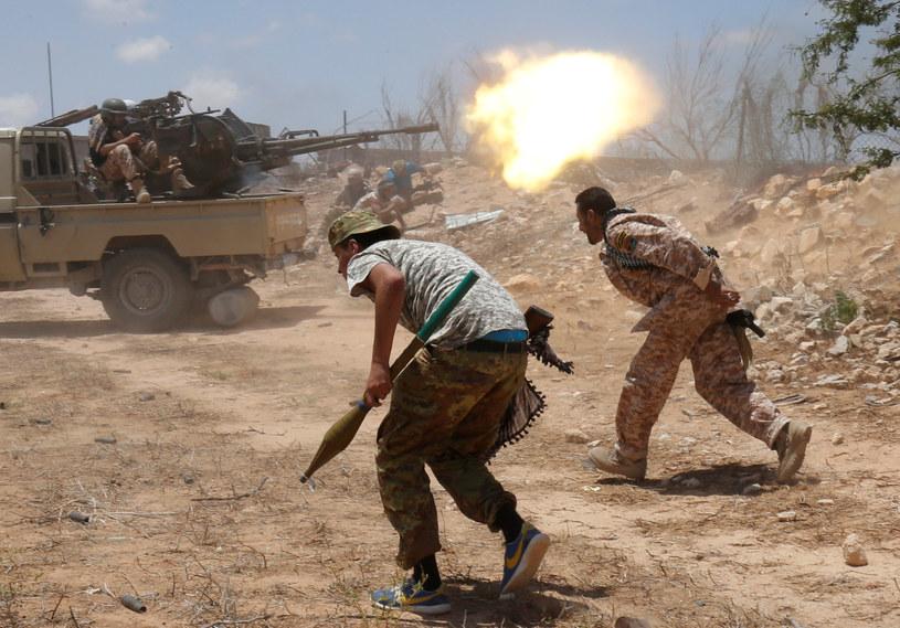 Walki z IS, zdj. ilustracyjne /Goran Tomasevic, Reuters /Agencja FORUM