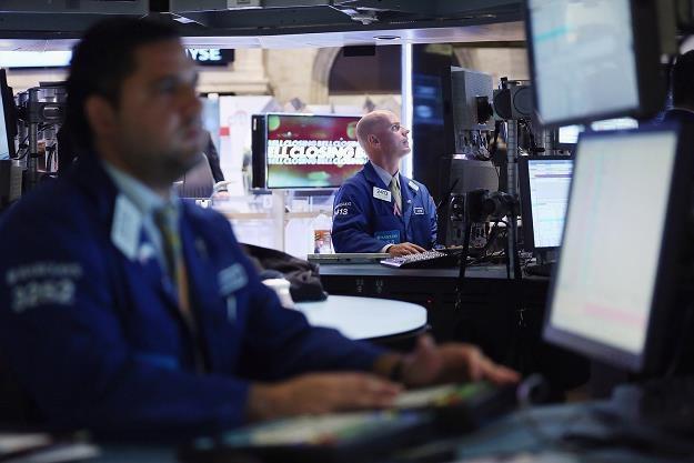 Wall Street lekko w górę /AFP