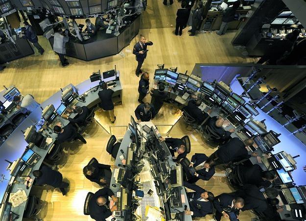 Wall Street: Małe zmiany na koniec sesji, spółki publikują wyniki /AFP