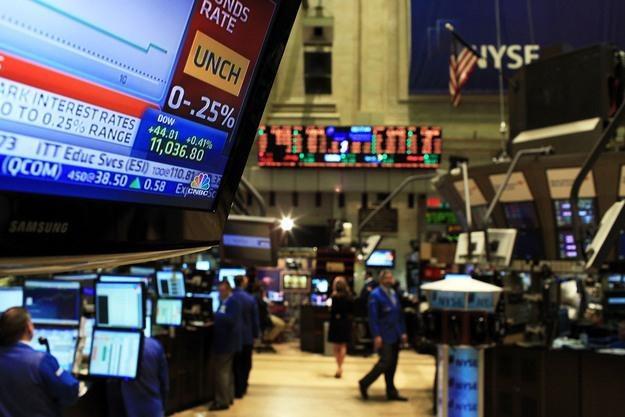 Wall Street na niewielkim plusie /AFP