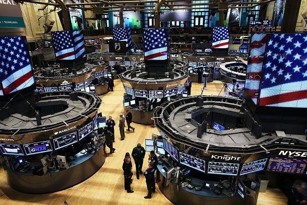 Wall Street na plusie /AFP
