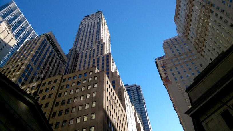Wall Street w Nowym Jorku. Finansowe centrum świata /INTERIA.PL