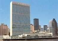 Wallace Harrison, Max Abramovitz, budynek ONZ w Nowym Yorku /Encyklopedia Internautica