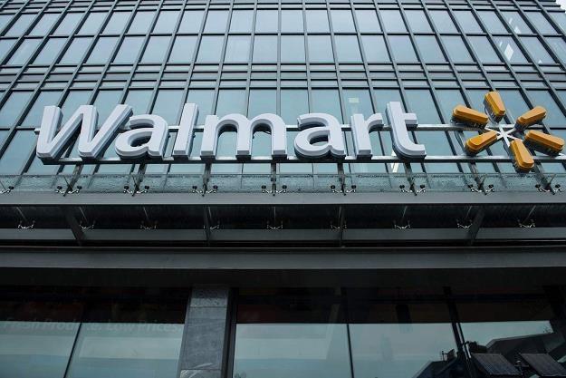 Walmart, sklep w Waszyngtonie, stolicy USA /AFP
