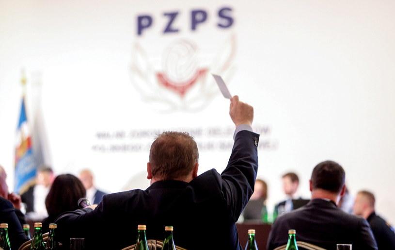 Walne Zgromadzenia Sprawozdawczo-Wyborcze Polskiego Związku Piłki Siatkowej w Warszawie /Leszek Szymański /PAP