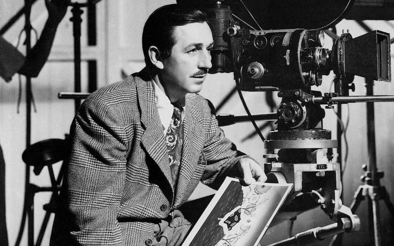 Walt Disney jest symbolem determinacji /East News