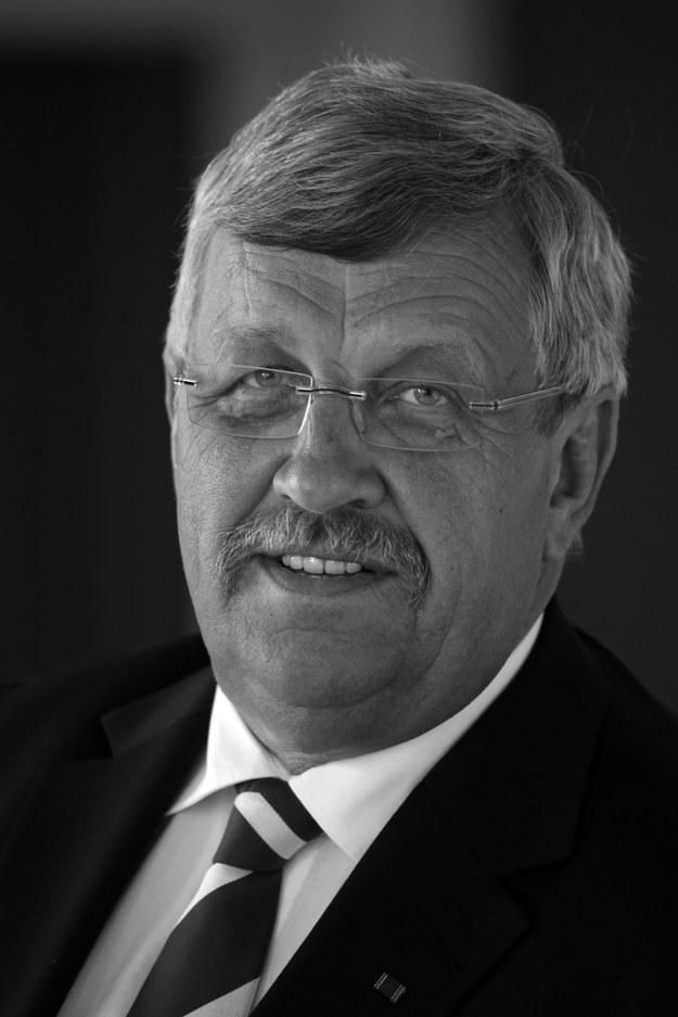 Walter Luebcke /REGIERUNGSPRAESIDIUM KASSEL /PAP/EPA