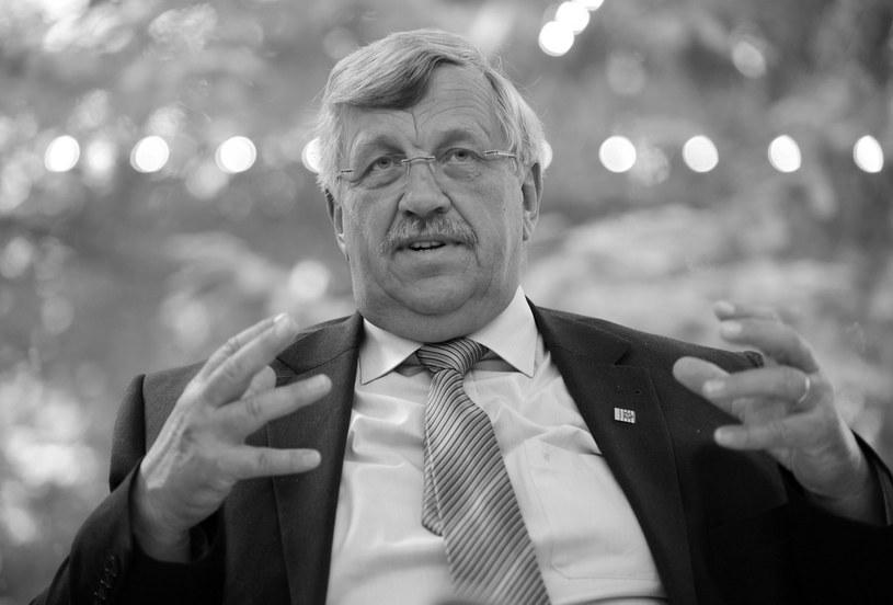 Walter Luebcke /dpa UWE ZUCCHI /AFP