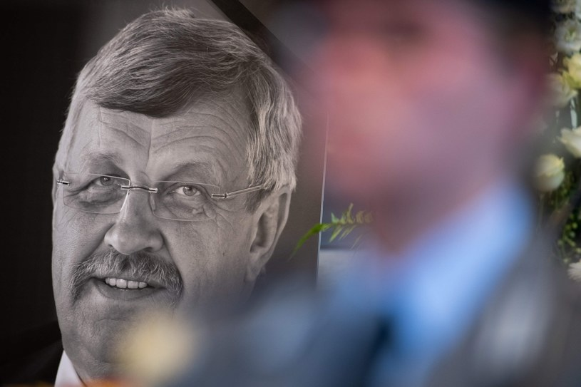 Walter Luebcke /SWEN PFORTNER/AFP /East News