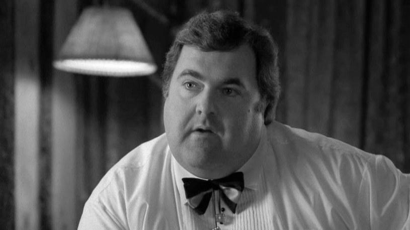 """Walter Olkewicz w """"Miasteczku Twin Peaks""""/ kadr z serialu /materiały prasowe"""