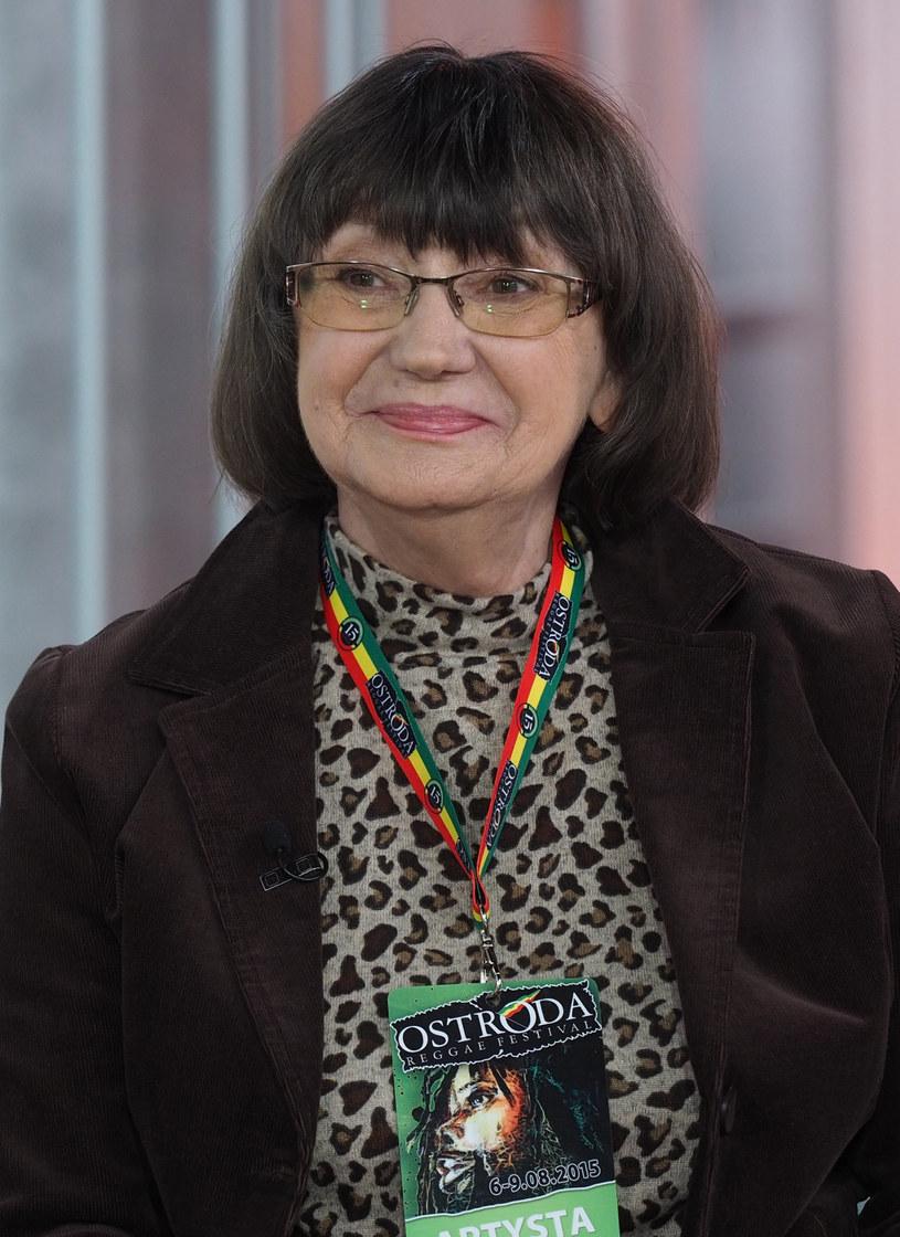 Wanda Borkowska (Alibabki) znalazła się w trudnej sytuacji życiowej /Justyna Rojek /East News