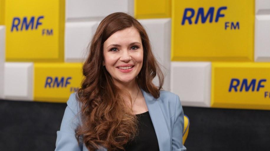 Wanda Buk - wiceminister cyfryzacji /Karolina Bereza /RMF FM