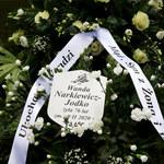 Wanda Narkiewicz-Jodko pochowana. Odbył się pogrzeb wokalistki grupy Alibabki
