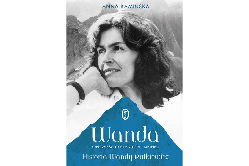 Wanda. Opowieść o sile życia i śmierci /Wydawnictwo Literackie