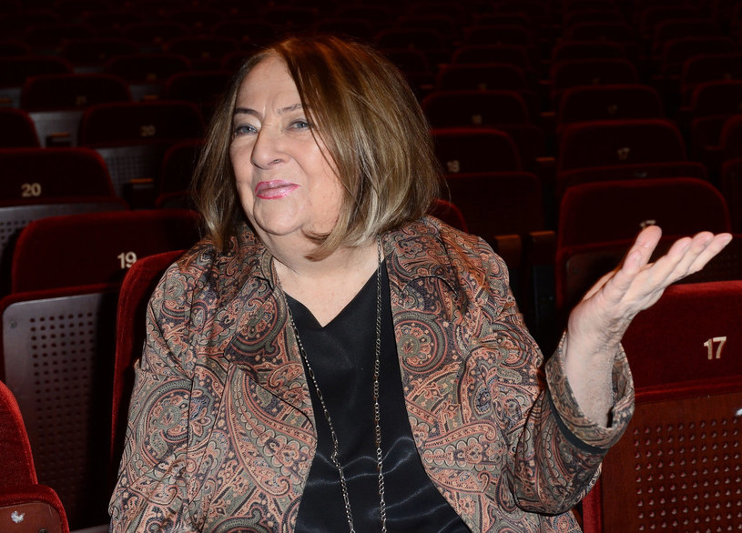 Wanda Warska to znana wokalistka jazzowa /East News