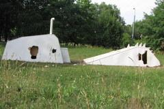 Wandale regularnie niszczą Kurort Kultury w Sopocie
