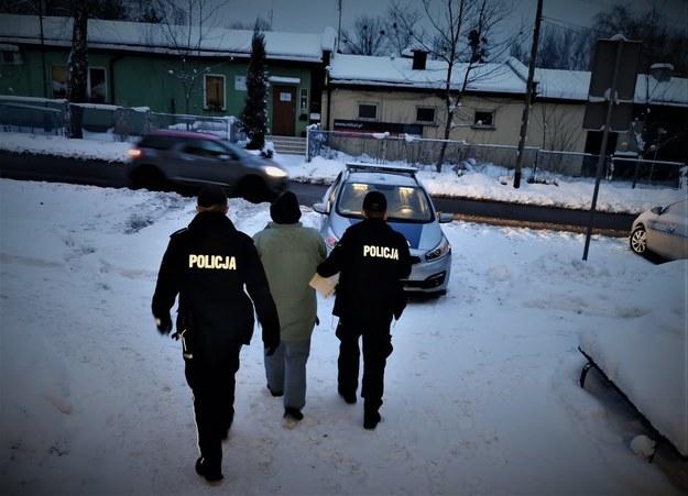 Wandalowi grozi do 5 lat więzienia / slaska.policja.gov.pl /Policja