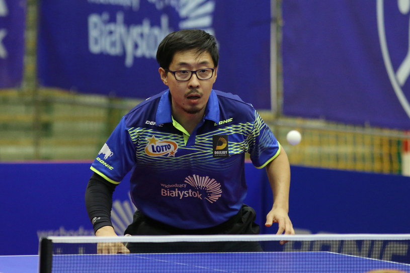 Wang Zeng Yi /MACIEJ GILEWSKI / 058sport.pl / NEWSPIX.PL /Newspix