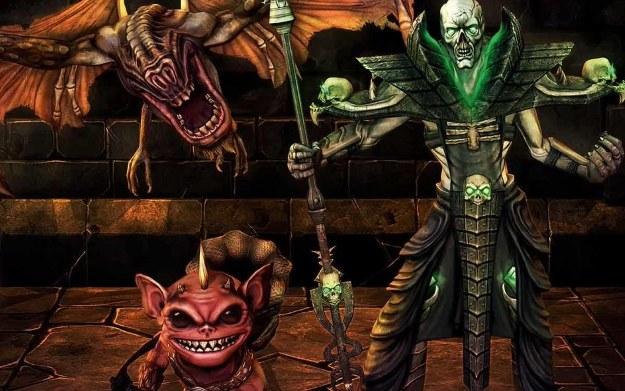 War of the Overworld /materiały prasowe