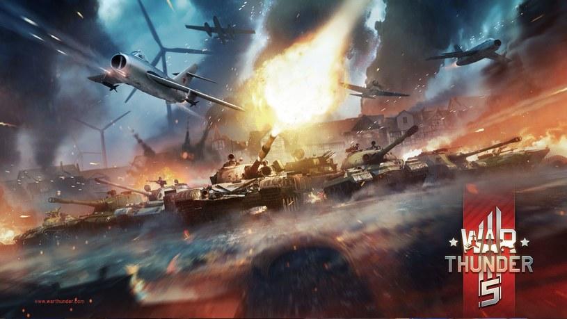 War Thunder /materiały prasowe