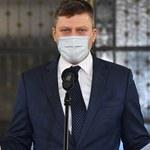 Warchoł: Paszport dyplomatyczny dla Polaka ze szpitala w Plymouth to kwestia godzin