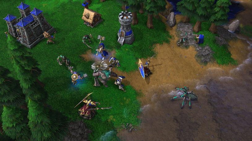 Warcraft III: Reforged /materiały prasowe