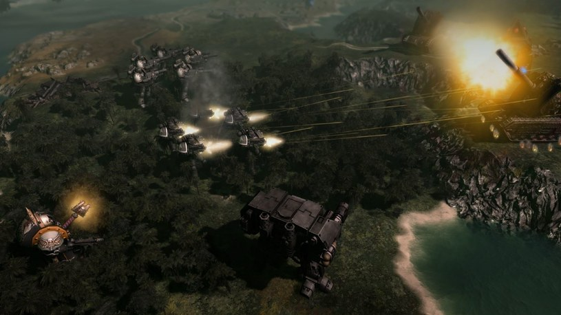 Warhammer 40,000: Gladius – Relics of War /materiały prasowe