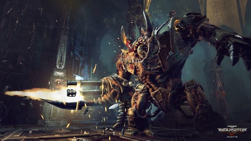 Warhammer 40,000 Inquisitor – Martyr /materiały prasowe