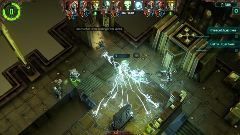 Warhammer 40,000: Mechanicus /materiały prasowe