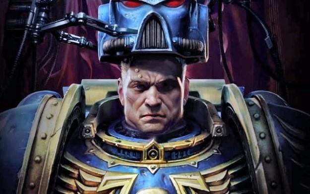 Warhammer 40,000: Space Marine - motyw graficzny /Informacja prasowa