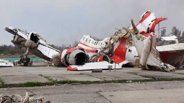 Wark Tu-154, fot. RIA Novosti /East News