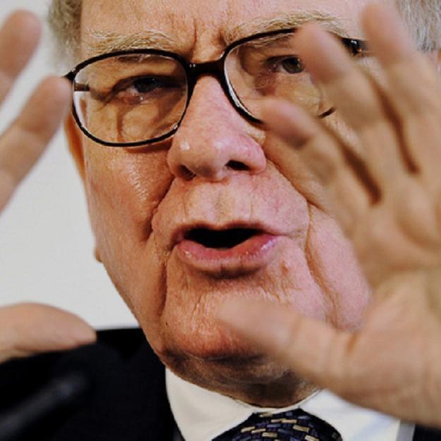 Warren Buffett, ps. Wyrocznia z Omaha /AFP