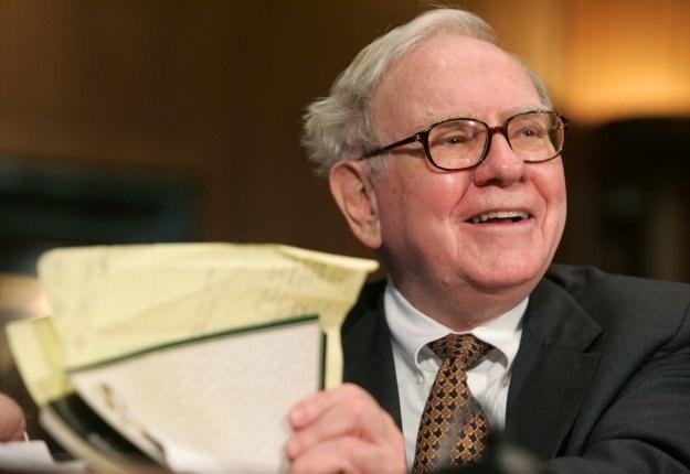 Warren Buffett /AFP