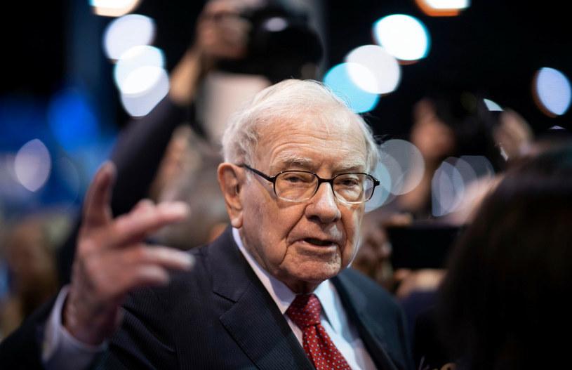 Warren Buffett /JOHANNES EISELE/AFP /East News