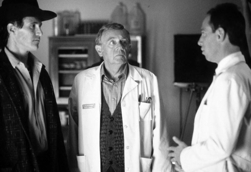 """Warren Frost w serialu """"Miasteczko Twin Peaks"""". /ABC Photo Archives - © 2011 American Broadcasting Companies, Inc. /materiały prasowe"""