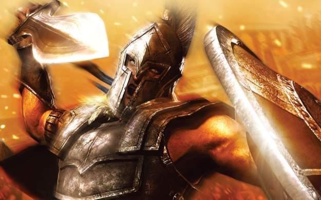 Warriors: Legends of Troy - fragment okładki z gry /Informacja prasowa