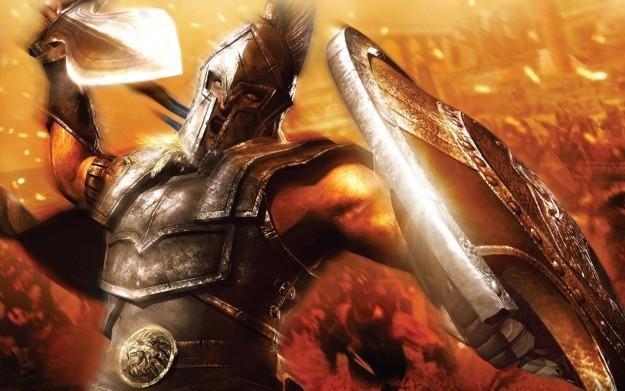 Warriors: Legends of Troy - motyw graficzny /Informacja prasowa