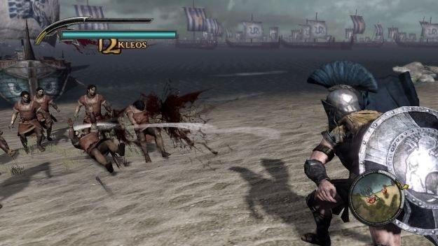 Warriors: Legends of Troy pozwala graczom na wzięcie udział w epickich bitwach /Informacja prasowa